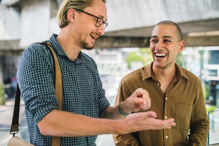 Unconventional business networking