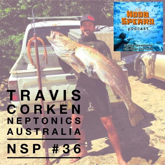 Travis Corken Neptonics Spearfishing Interview