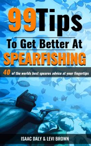 99 Tips To Get Better At Spearfishing Book. Spearfishing Book