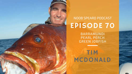 NSP:070 Tim McDonald | Targeting Species Spearfishing