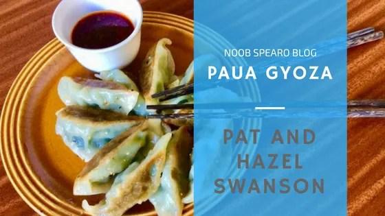Swanson Paua Gyoza