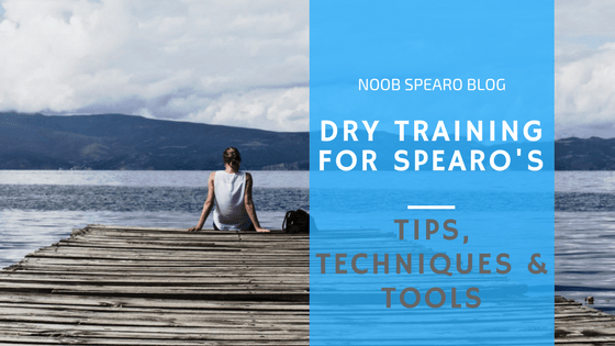 Dry Training For Spearfishing