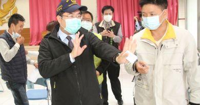 指揮中心列台南三處為警示景點  市長黃偉哲怒嗆中央「偏頗」、「亂槍打鳥」