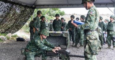 ▲國防部報告指出,新制教召將於2022年上路。 (圖/軍聞社提供)