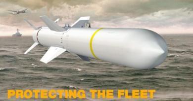 ▲魚叉飛彈可從岸基、潛艦、水面艦與空中等不同載台發射。(圖/波音官網)