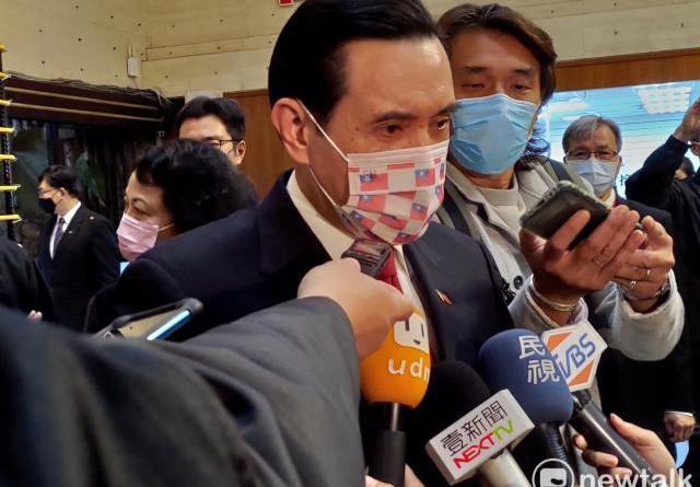 前總統馬英九。圖:黃建豪/攝(資料照片)