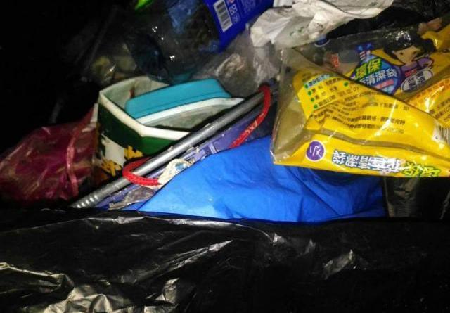 陳姓男研究生坦承,2月底至3月初將尿液排入寶特瓶內,貯存在其房間,3月間將瓶裝尿液、袋裝垃圾陸續投入蓄水池內。圖/本報資料照