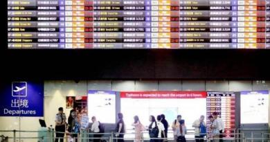 台灣輸出病例 1,上海再爆第4例台人確診新冠肺炎。(資料照 范揚光攝)