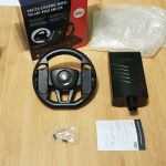 Numskull Steering Wheel Hardware Review Nookgaming