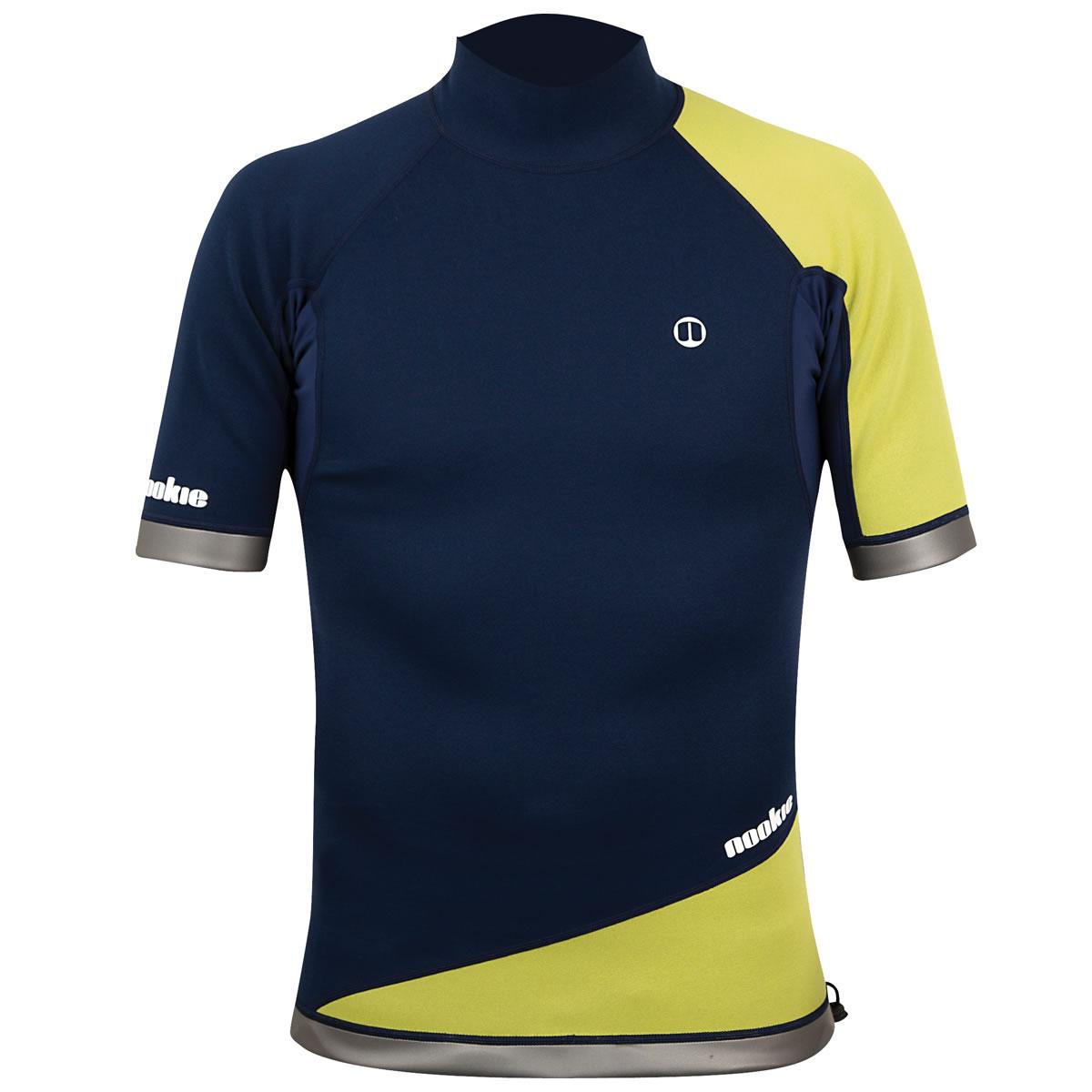 Nookie 1mm Neoprene Wetsuit Ti-Vest Short Sleeve