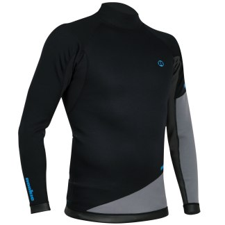 Nookie 1mm Neoprene Wetsuit Top Ti-Vest Long Sleeve
