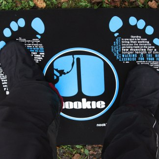 Nookie 8mm Neoprene Footmat