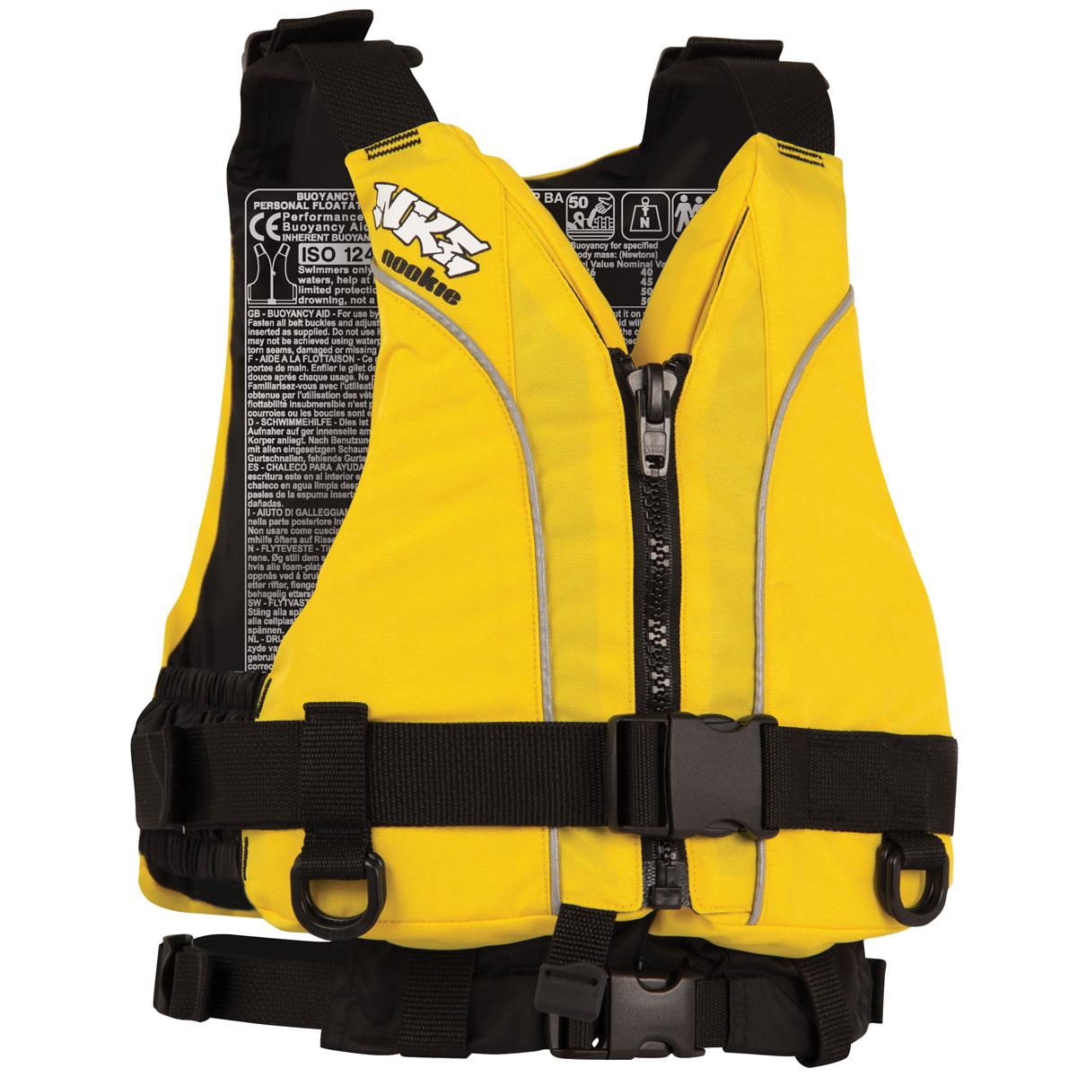 Nookie NKE Buoyancy Aid - Junior (Yellow)