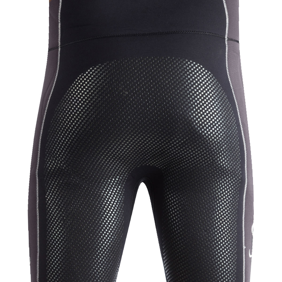 3/4 Length 3mm Neoprene Wetsuit Strides