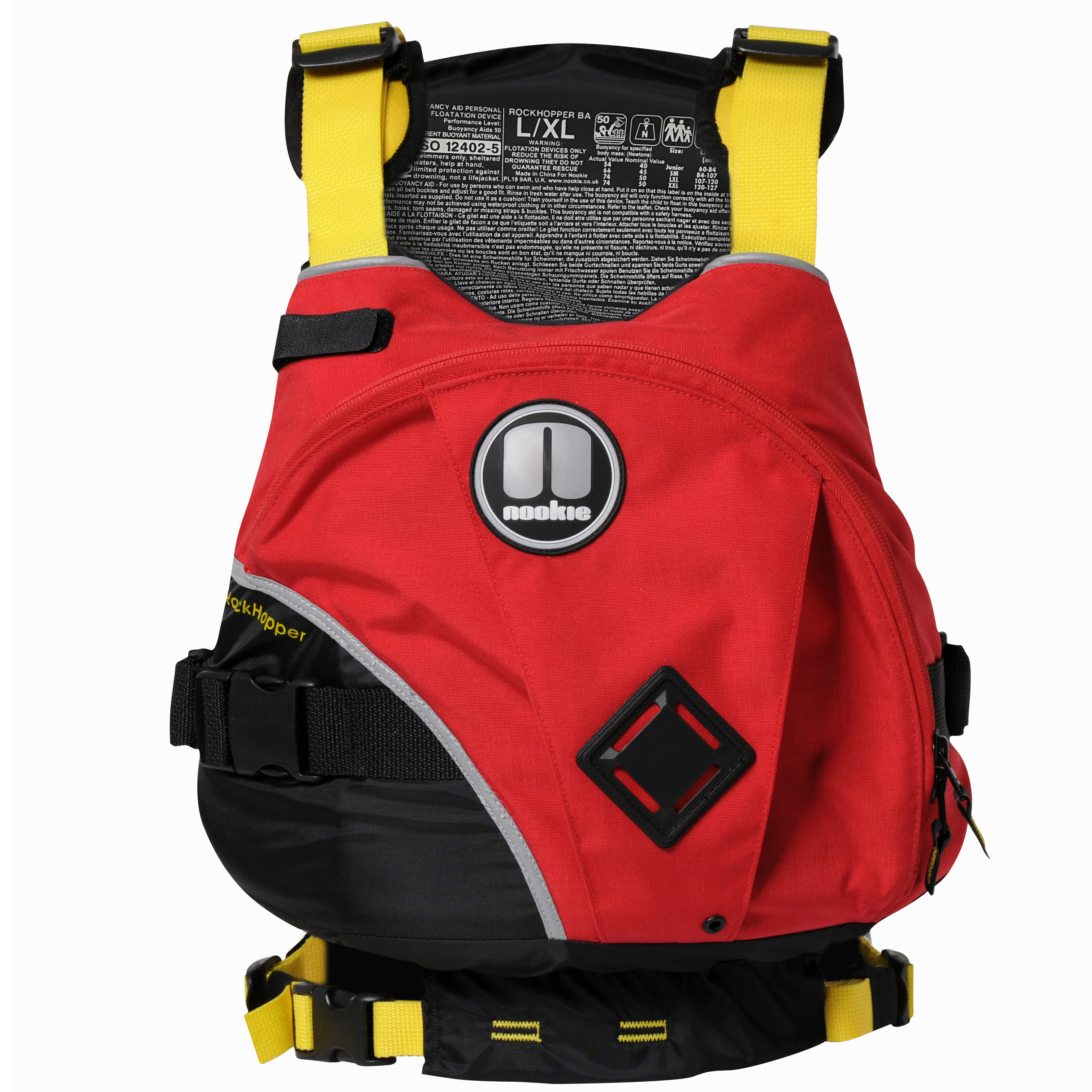 Nookie Rockhopper Side Entry Vest PFD