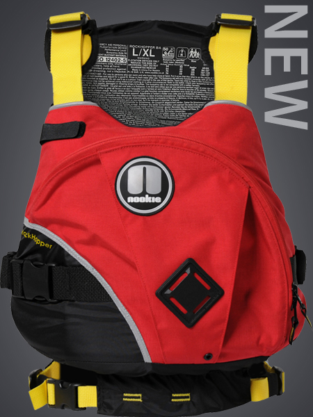 Rockhopper Side Entry Vest PFD