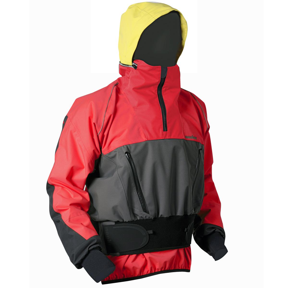 Nookie Storm Sea Kayaking Jacket in Red