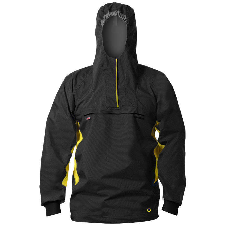 Nookie Drift Smock Jacket with Large Front Pouch Pocket