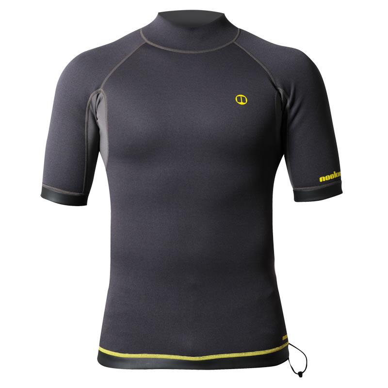 Nookie Ti-Vest 1mm Neoprene Wetsuit Short Sleeve Top