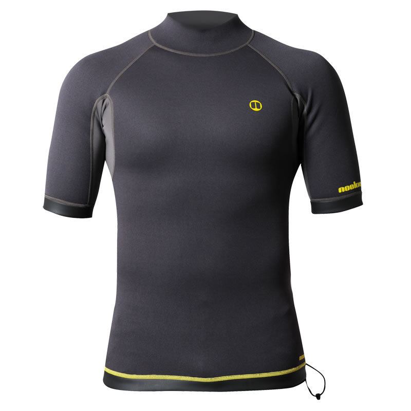 Nookie Ti-Vest 1mm Neoprene Wetsuit Short Sleeve Top