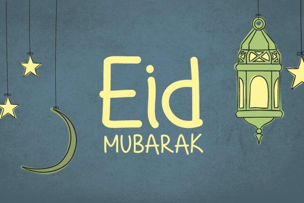 Eid Prayer And Celebration