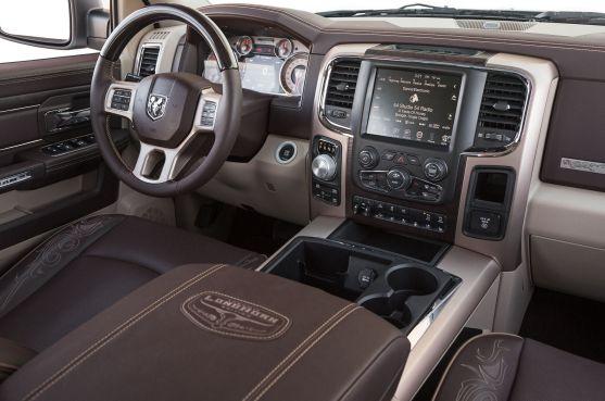 2018 Dodge Ram 1500 interior