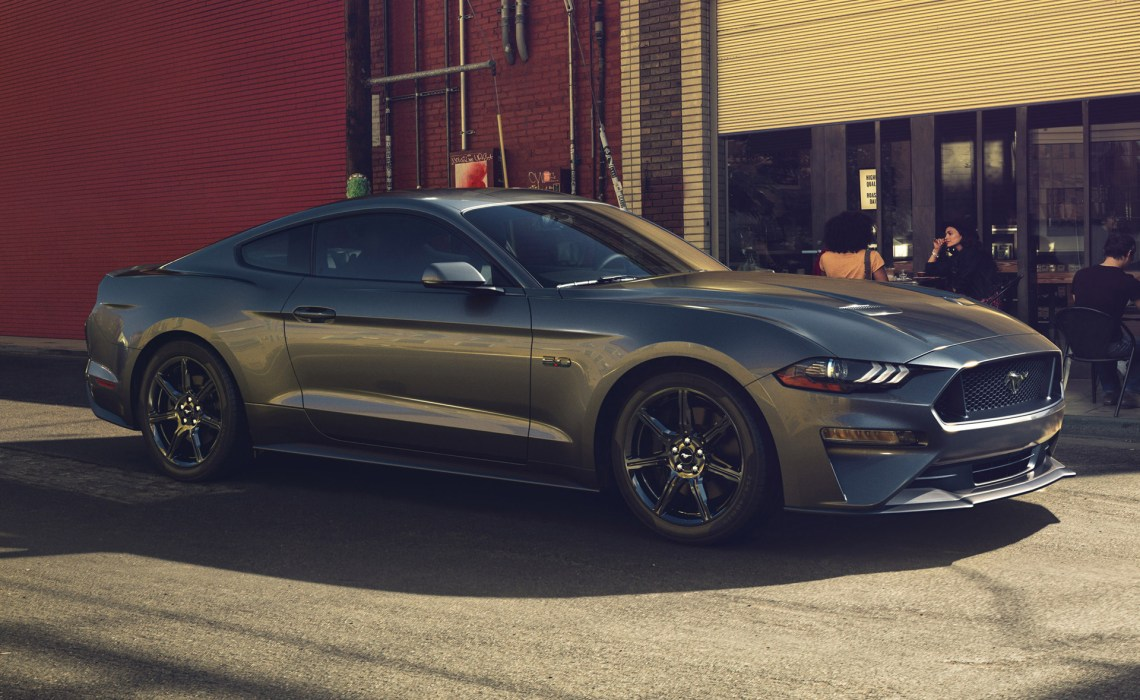 2018 Ford Mustang price