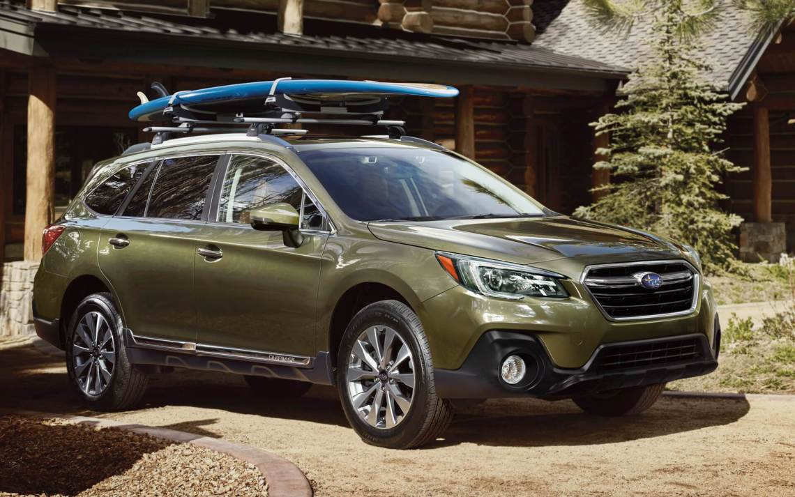 2018 Subaru Outback exterior
