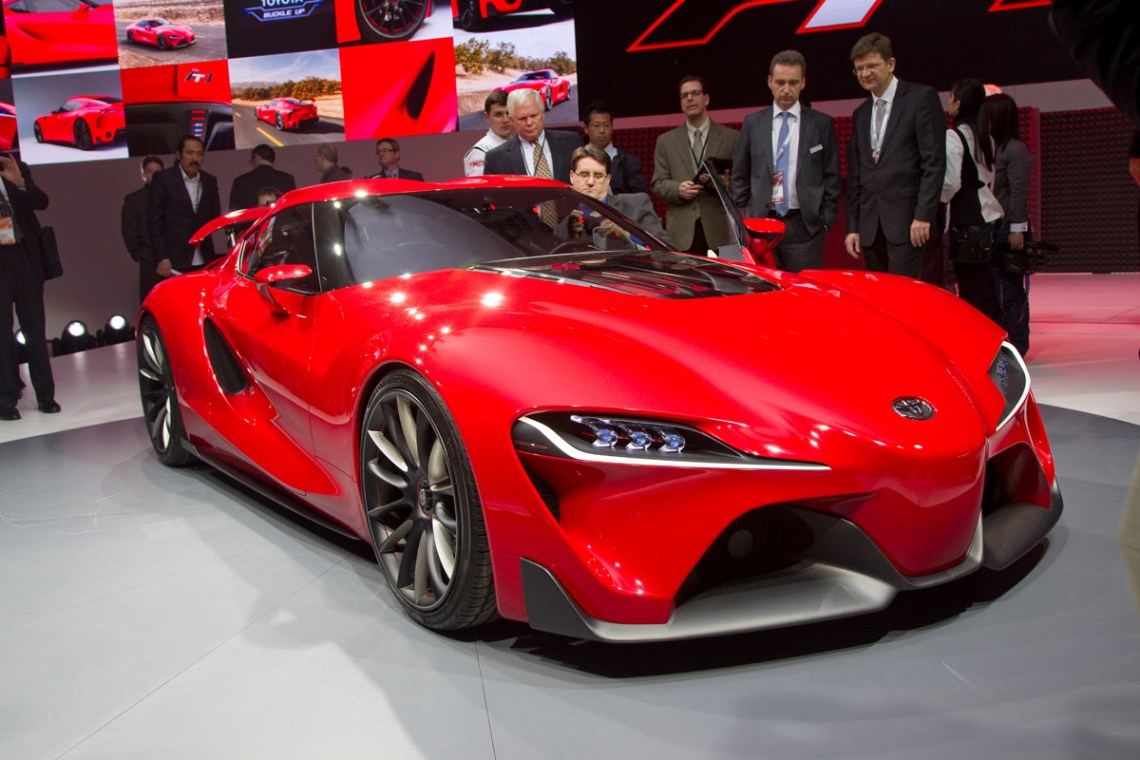 Toyota Ft1 Price >> 2018 Toyota Ft 1 Design And Price Noorcars Com