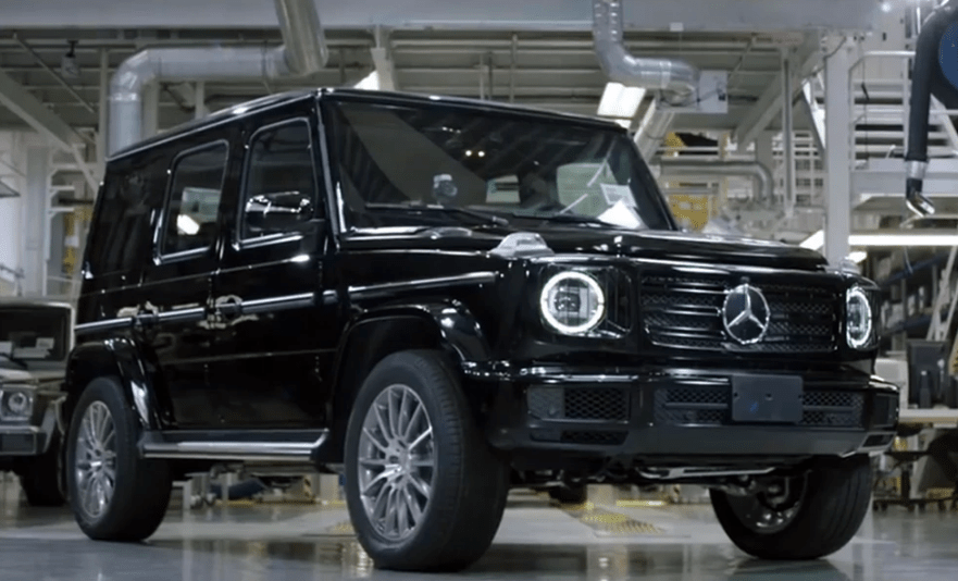 2018 Mercedes Benz G Review