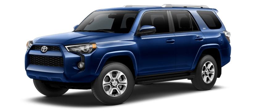 2018 Toyota 4Runner Review
