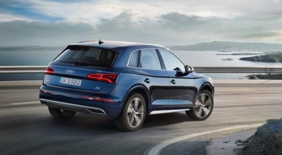 2018 Audi Q5 Concept