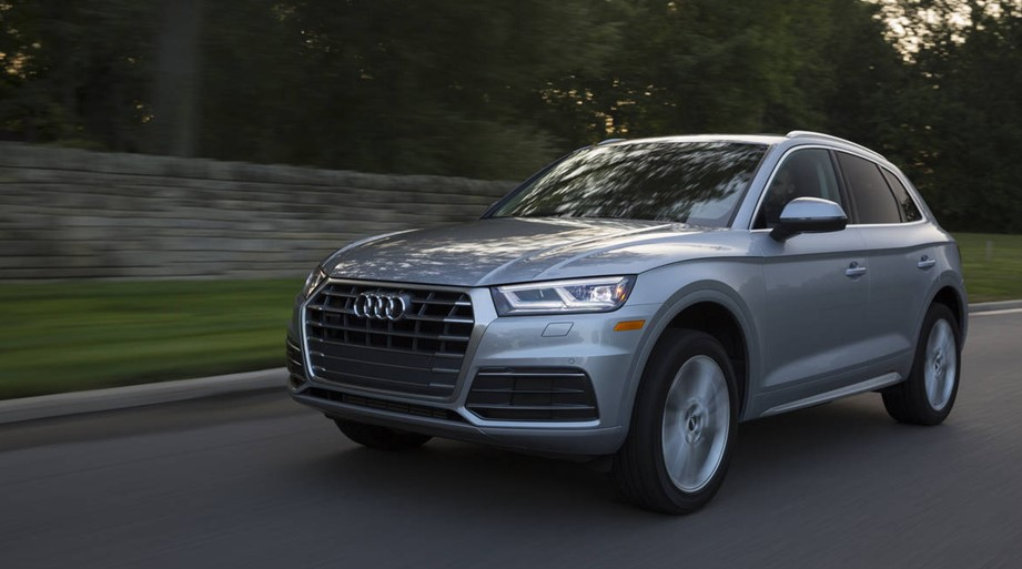 2018 Audi Q5 Specifications