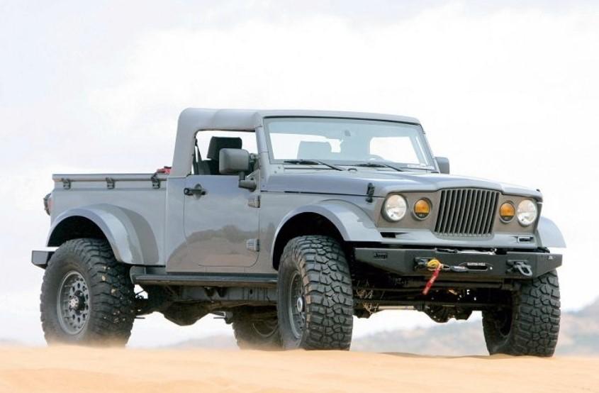 2018 Jeep Wrangler Pickup Review