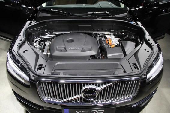 2018 Volvo XC90 engine