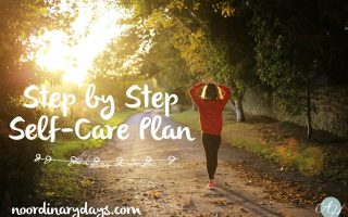 Your Step by Step Self-Care Plan