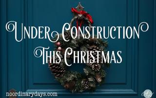Under Construction This Christmas