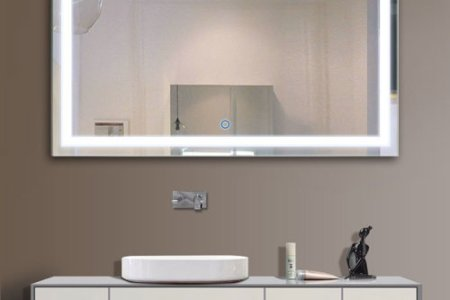 Light Reflecting Mirrors for the Bathroom   No Ordinary Homestead Let us glance through LED mirrors as a suitable accessory that can change  the look of your bathroom or vanity region