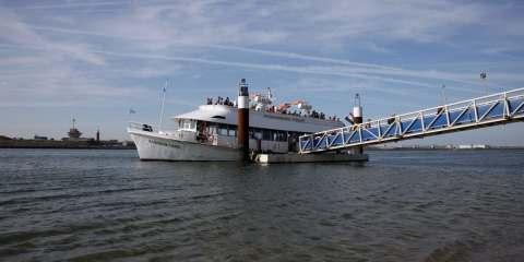 Watertaxi IJmuiden > Velsen-Noord, Wijk aan Zee