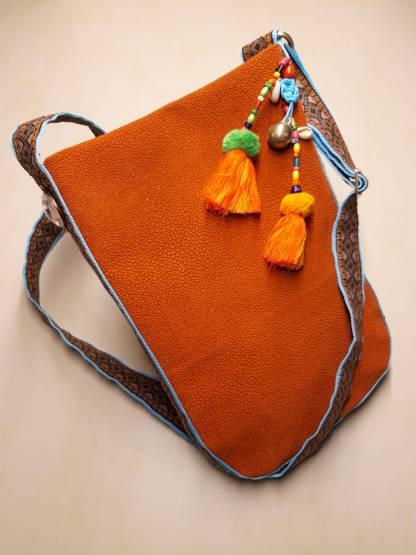 woestijnzand tas