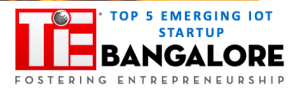 TiE Bangalore TOP 5 EMERGING IOT STARTUP