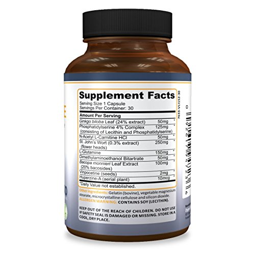 Best Natural Supplement For Memory And Focus