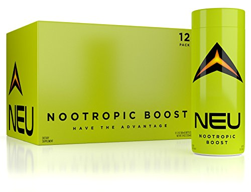 Just Launched Neu 12 Powerful Nootropic Boosts Improve Focus