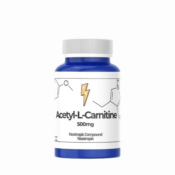 acetyl l carnitine alcar 500mg nootropics uae