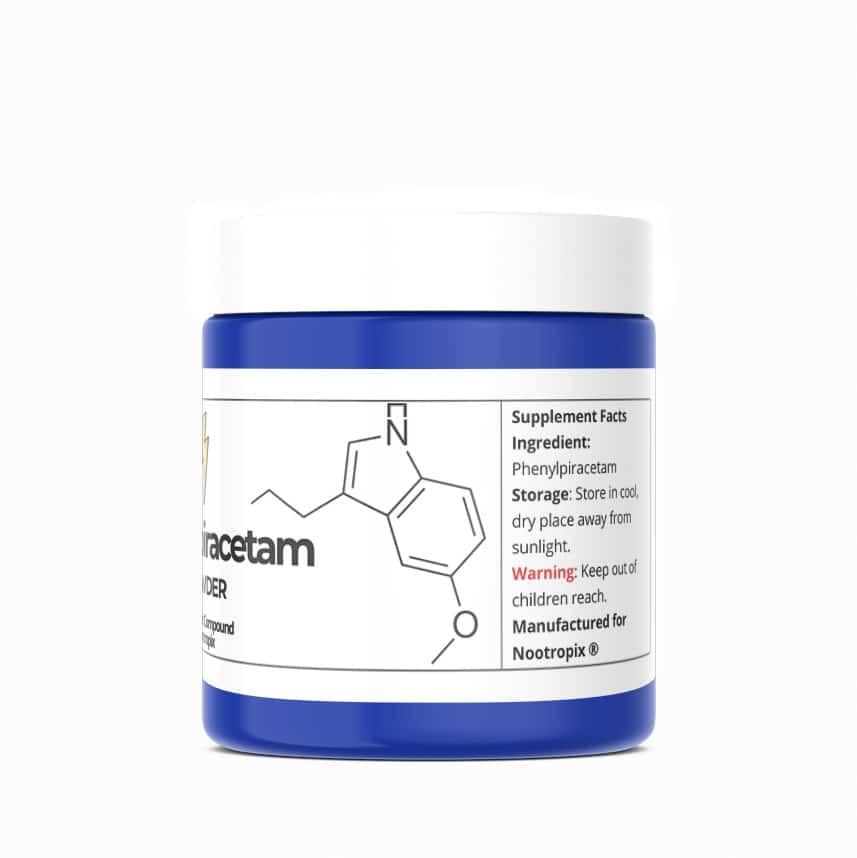 Phenylpiracetam Powder 1 Nootropix UAE