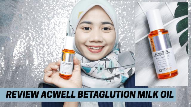 Acwell Betaglution Milk Oil