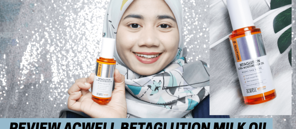 Acwell Betaglution Milk Oil