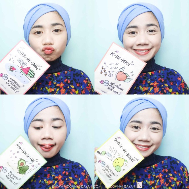 Althea Abloom Mask