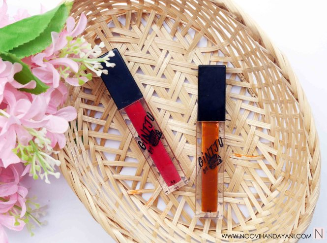 Lip Cream Gintju by Nabila Gomes