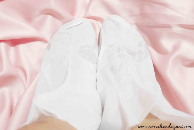 Secret A Magic Foot Mask